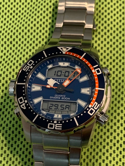 Relógio Citizen Promaster Tz10164f