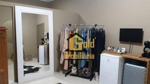Sala Comercial Para Venda, 24 M² Por R$ 96.000,00/ - Jardim Irajá - Ribeirão Preto/sp - Sa0168