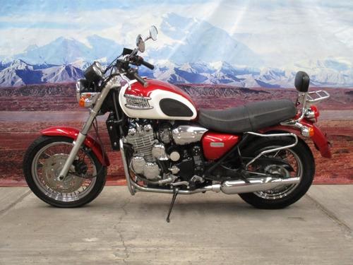 Imagen 1 de 12 de Triumph Thunderbird 900