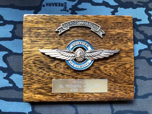 Panoplia / Cuadro Aviación De Ejército