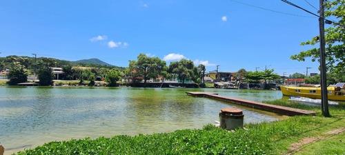 Imagem 1 de 13 de Terreno No Canal Da Barra - Te0075