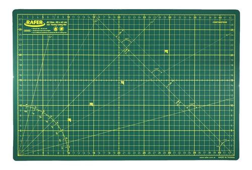 Tabla Plancha De Corte A3 45x30 Cm Doble Faz