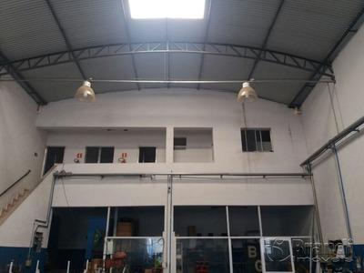 Galpao Com 600m² Para Locacao - Sacoma - L-3399