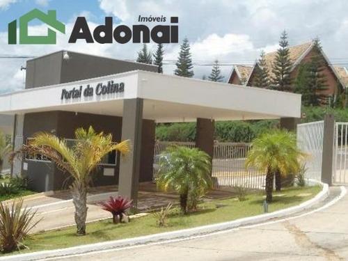 Terreno Residencial À Venda, Loteamento Portal Da Colina, Jundiaí. - Te0112