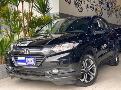 Honda Hr-v Ex 2017 Automatico Top De Linha