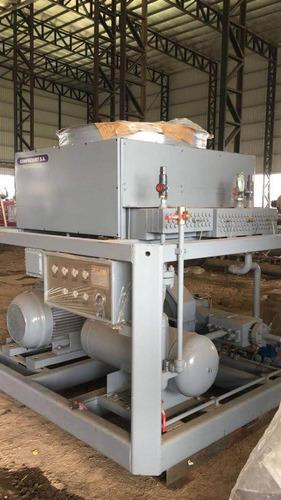 Compresor Gnc Oyrsa 3 Etapas  Nuevo