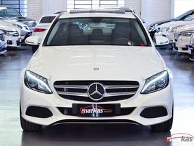 Mercedes-benz Classe C200 2.0 184hp Teto 34 Mil Km