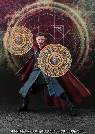 Dr Estranho - S.h. Figuarts - Marvel - Vingadores