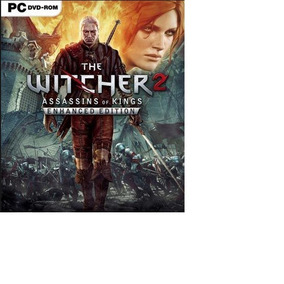 The Witcher 2 Assassins Of Kings Enhanced Edition-pc-dvd(mid
