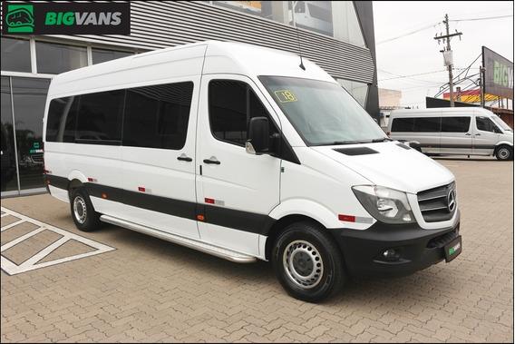Sprinter 2018 415 Bigvan Executiva 19l Branca (4209)