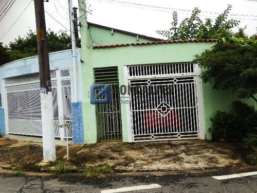 Venda Casa Santo Andre Bairro Santa Maria Ref: 125606 - 1033-1-125606