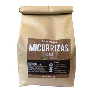 Micorrizas 1 Kg Azospirillum, Bacillus Subtillis., Trichoderma Spp.,