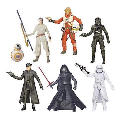 Hasbro Star Wars Figura The Black Series Assortment 6 PuLG.