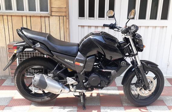 Yamaha Fz16 2015 Negro