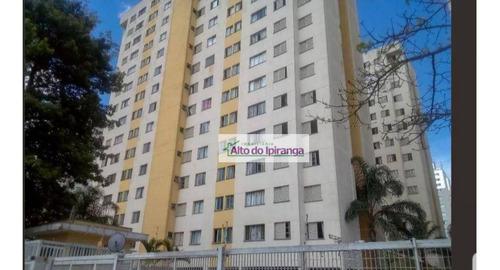 Imagem 1 de 21 de Apartamento Com 1 Dormitório À Venda, 40 M² - Ipiranga - São Paulo/sp - Ap5279
