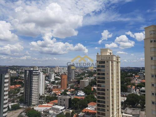 Imagem 1 de 30 de Cobertura À Venda, 220 M² Por R$ 2.350.000,00 - Centro - Jundiaí/sp - Co0001