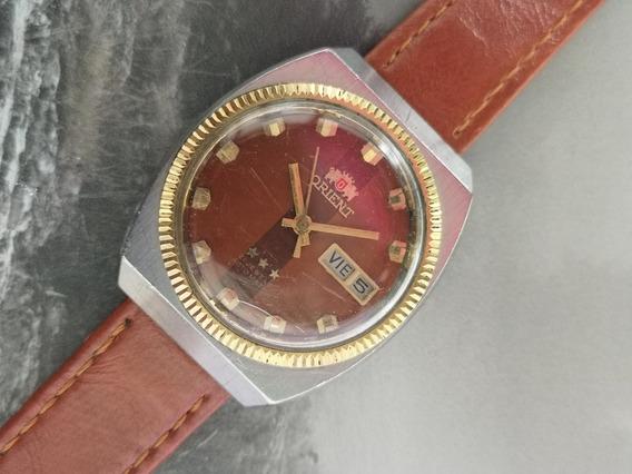 Orient 3 Estrellas Automático Años 70