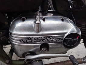 Harley Davidson 250cc De 1960