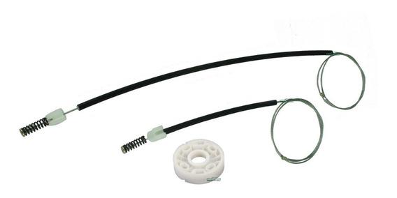 Reparo Cabo Maquina Dianteiro Vidro Eletrico Gol G5 4 Portas