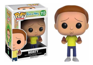 Funko Pop Morty Rick And Morty