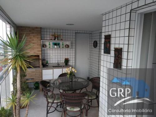 Imagem 1 de 15 de Apartamento Para Venda Em Santo André, Centro, 3 Dormitórios, 3 Suítes, 4 Banheiros, 3 Vagas - 7893_1-1259068