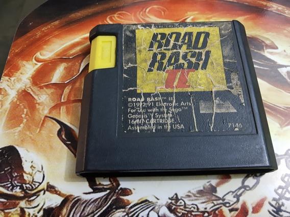 Road Rash 2 -mega Drive Sega Genesis Original