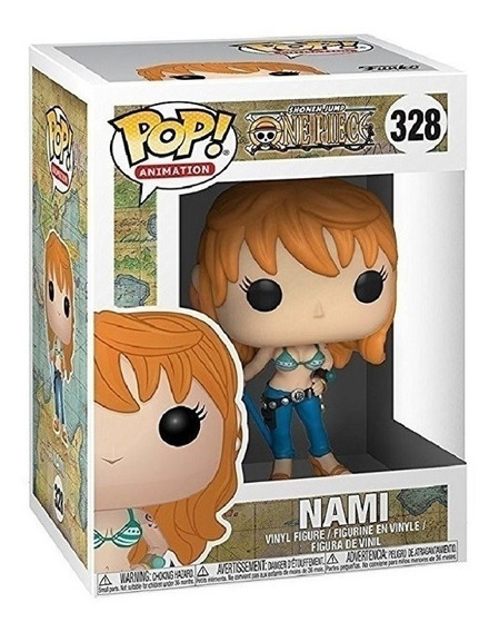 Funko Pop Animation One Piece 328 Nami