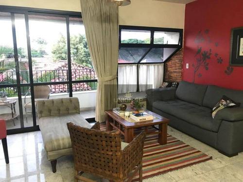 Apartamento Com 4 Dormitórios À Venda, 130 M² Por R$ 1.250.000,00 - Brooklin - São Paulo/sp - Ap35086