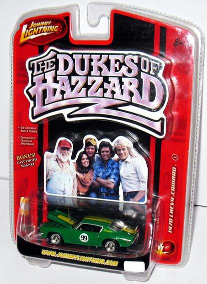 Chevy Camaro 1970 The Dukes Of Hazzard - Johnny Lightning