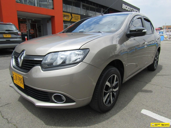 Renault Logan Exclusive At