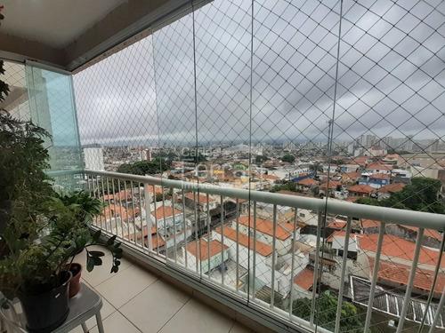Apartamento Com 3 Dormitórios, Sendo 1 Suíte, 1 Vaga, Na Vila Ester, Zona Norte.. - Cf33828