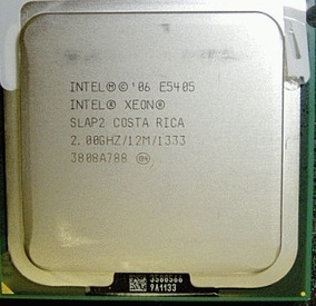 Processador Intel Xeon E5405 Quad-core 2.0ghz 12mb Slap2 771