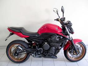 Yamaha Xj6 N 2011 Vermelha