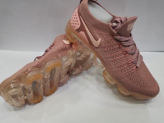 Tênis Nike Air Vapormax Flyknit 0.2 Feminino 12x Sem Juros