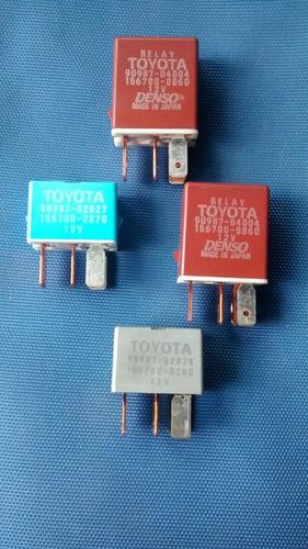 Rele Toyota 90987 04004 Relays Toyota