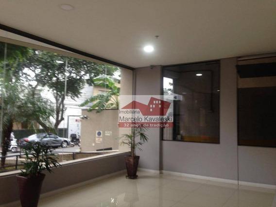 Sala Comercial À Venda, Santo Antônio, São Caetano Do Sul. - Sa0171