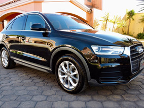 Audi Q3 1.4 Luxury 2016 Factura Original, Tomamos Auto