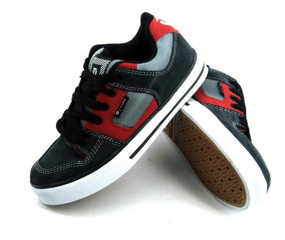 Zapatillas Vairo Grind Kids Skate Urbana 100735 Empo2000