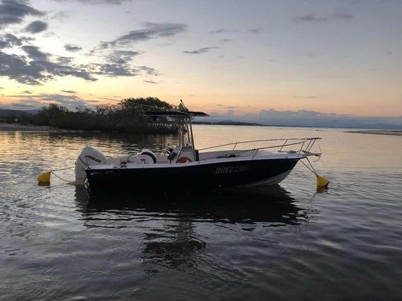 Lancha De Pesca Ou Passeio - Fishing 21 Pés - 175 Hp - Ano97