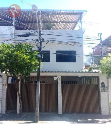 Vende Casa Terrea Em Cajueiro - Ca1377