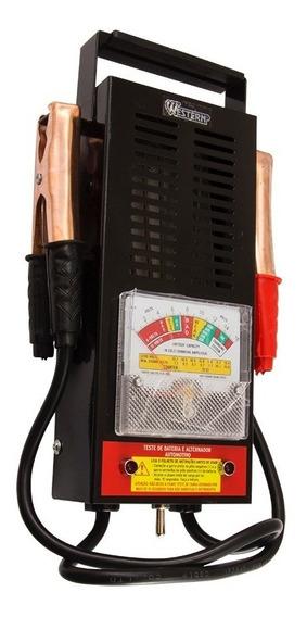 Teste De Bateria E Alternador Western Cód. Tban-100
