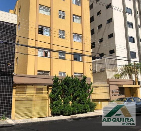 Apartamento Padrão Com 3 Quartos No Edifício Guarapari - 1144-l