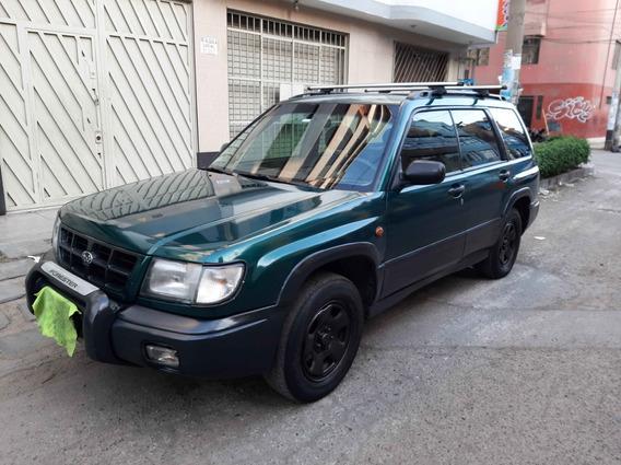 Subaru Forester 98 Todo Ok