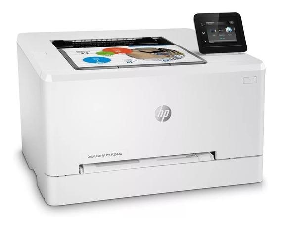 Impressora Hp Colorida Laserjet Pro M254dw Transfer Couche