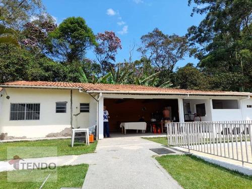 Imagem 1 de 13 de Imob01 - Chácara 3045 M² - Venda Ou Aluguel - 3 Dormitórios - 1 Suíte - Batistini - São Bernardo Do Campo/sp - Ch0072