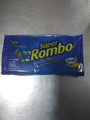Jabon En Pasta Rombo