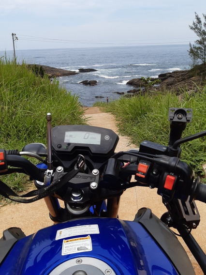 Yamaha Ys Fazer 250