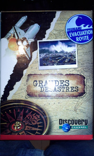 Grandes Desastres Discovery Channel 4 Dvds