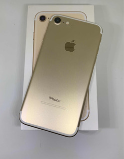 iPhone 7 Dorado 128 Gb Desbloqueado