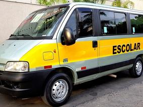 Boxer Escolar Minibus 2011 +ar Cond.